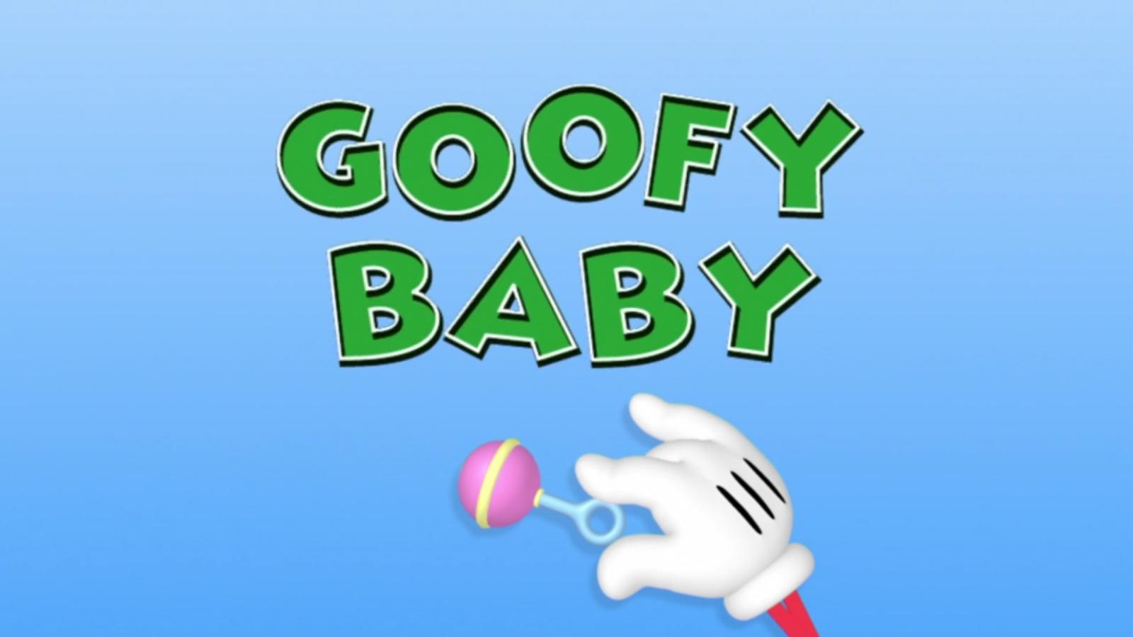 Goofy Baby