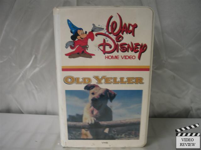 Old Yeller (video)