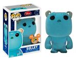 Sulley flocked.