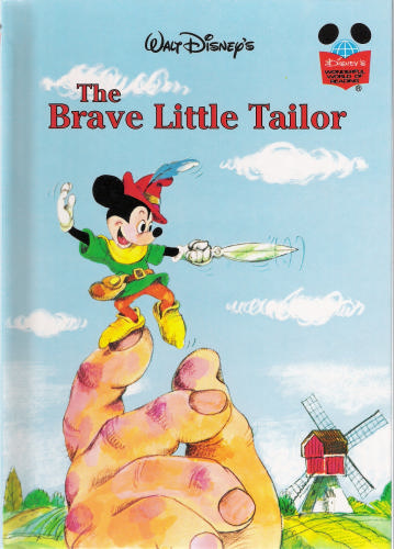 The Brave Little Tailor (book)