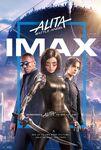 Alita Battle Angel IMAX Poster