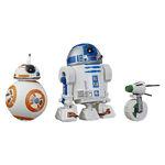 BB-8, R2 and D-O - Hasbro