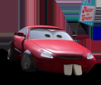 Grande Fã (Carros Toon)