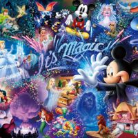 Magic Disney Wiki Fandom By constantly recasting the magic during its effective period and repeatedly cheating the world. magic disney wiki fandom