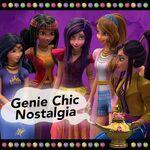 Genie Chic Nostalgia