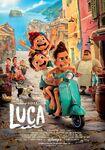 Luca british poster