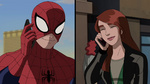 MJ & Spider-Man USM 1