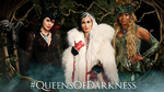 Once Upon a Time - Maleficent, Cruella De Vil and Ursula - Queens of Darkness