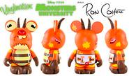 Pixar Post Monsters University Vinylmation Ron Cohee 2