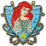 Princess Jeweled Crest - Ariel