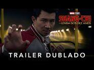 Shang-Chi e a Lenda dos Dez Anéis - Marvel Studios - Trailer Dublado