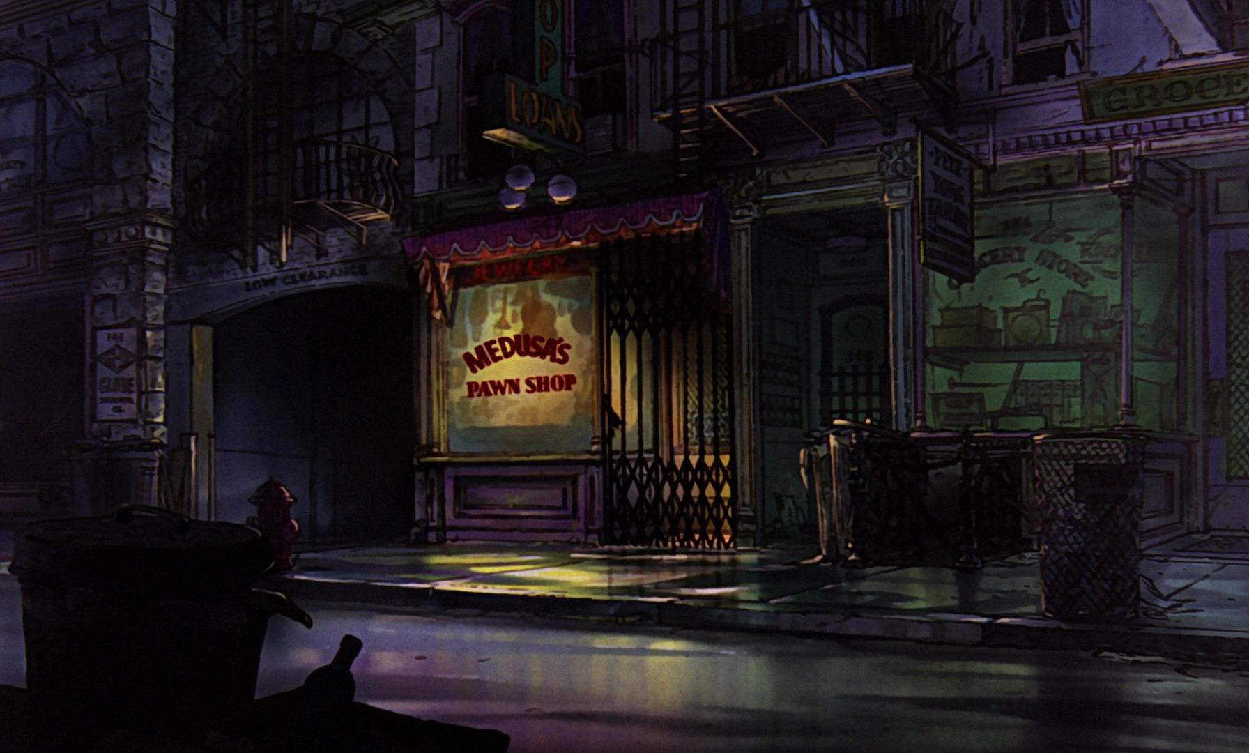 Medusa's Pawn Shop