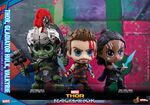 Thor Ragnarok Cosbaby Bobble-Heads - Hulk, Thor and Valkyrie