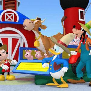 Mickey And Donald Have A Farm Disney Wiki Fandom