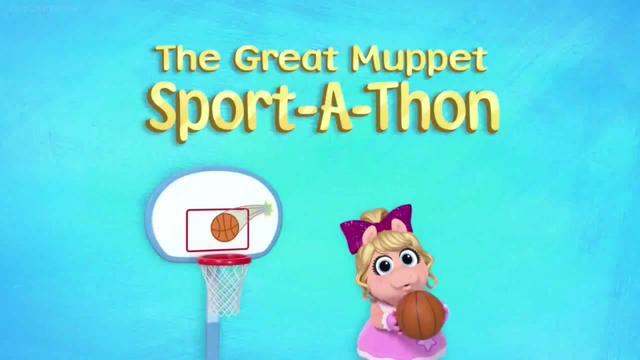 A Grande Esporte-A-Tona dos Muppets