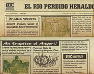 Raging Spirits Story Card Full