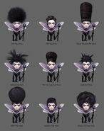 SGallego Lizzy Hair