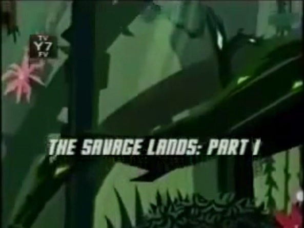 The Savage Lands