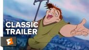 The Hunchback of Notre Dame (1996) Trailer 1 Movieclips Classic Trailers