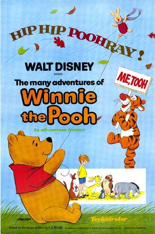 As Muitas Aventuras do Ursinho Pooh