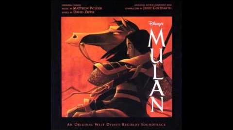 05 True To Your Heart (Single) - Mulan An Original Walt Disney Records Soundtrack