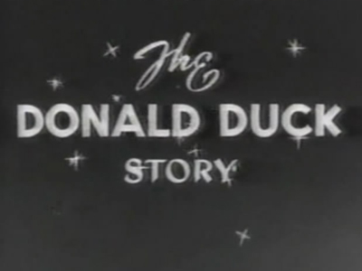The Donald Duck Story