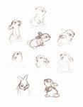 Bambi sketchbook 025
