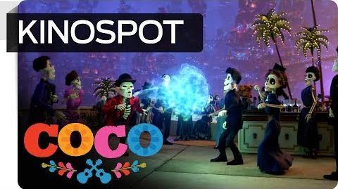 COCO - Lebendiger als das Leben Die Seele Disney•Pixar HD