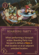 DVG Boarding Party