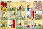 Donald comic - 1st appearance of HD&L