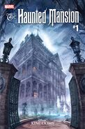 Haunted Mansion Cov