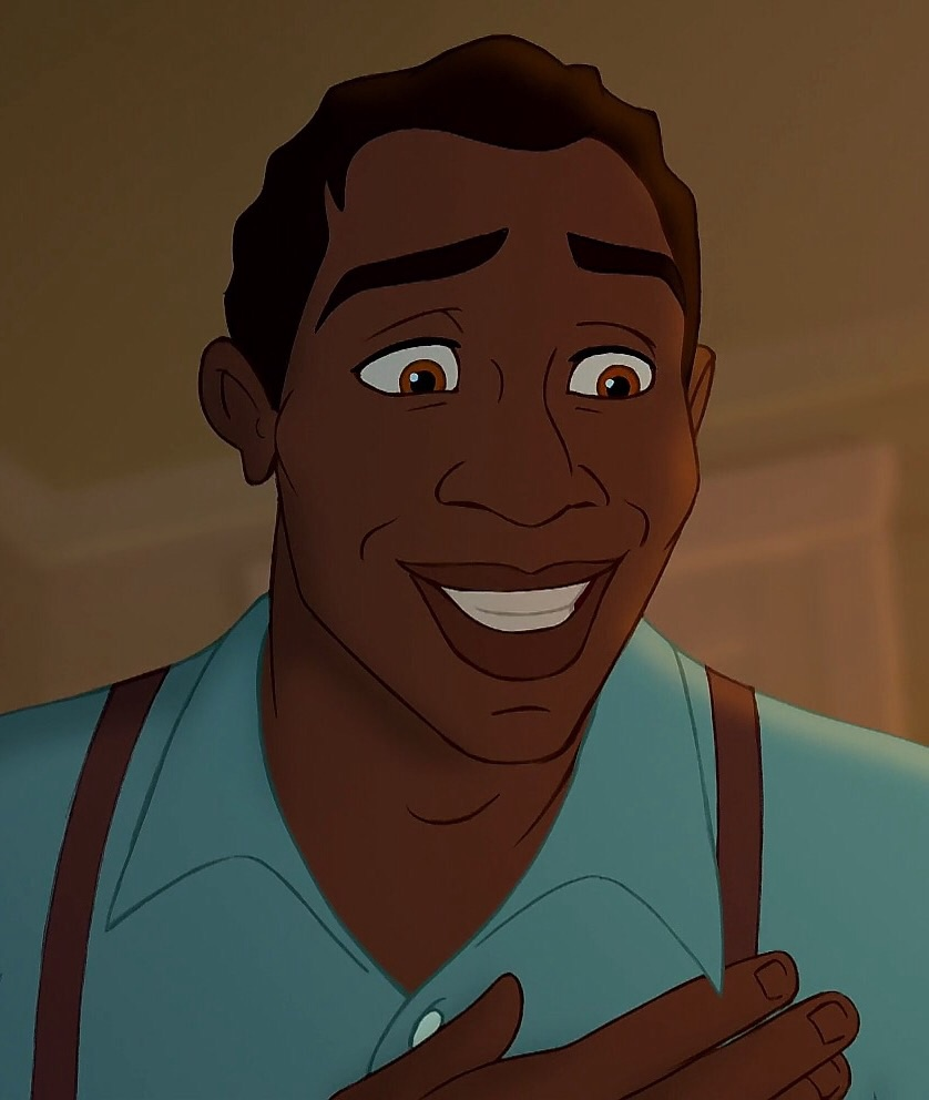 James (The Princess and the Frog)