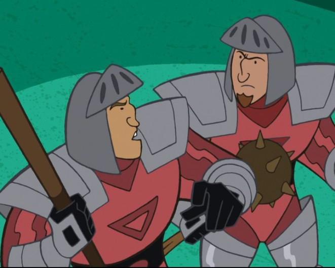 Knights of Rodegan