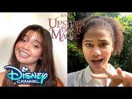 Meet Izabela and Siena! - Epsiode 1 - UDM Diaries - Upside-Down Magic - Disney Channel-2