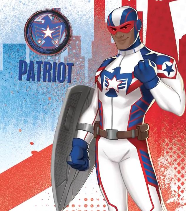 Patriot (Rayshaun Lucas)