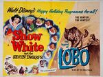 Snow white uk poster 1964 2