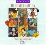 The Disney Collection Volume 2 1991 Cover