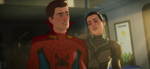 What If...? - 1x05 - What If... Zombies!? - Peter Parker & Wasp