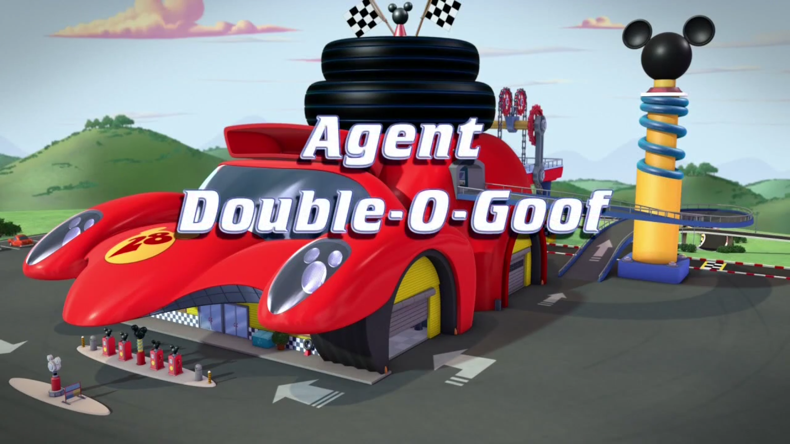 Agent Double-O-Goof