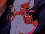 Aladdin Protects Jasmine 2