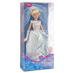Cinderella Disney Store 2012 Wedding Doll Boxed