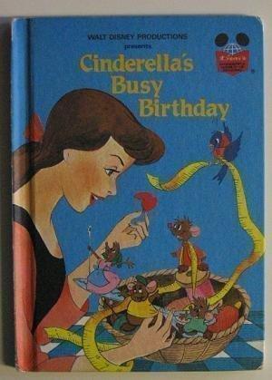 Cinderella's Busy Birthday