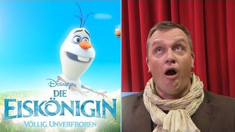 DIE_EISKÖNIGIN_-_VÖLLIG_UNVERFROREN_-_Olaf_träumt_vom_Sommer_-_Hape_Kerkeling_-_Disney