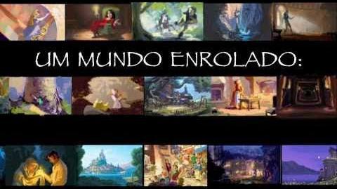 Enrolados - Un Mundo Enrolado - Walt Disney Studios Brasil Oficial