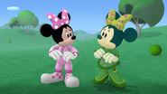 Minnie and martian minnie