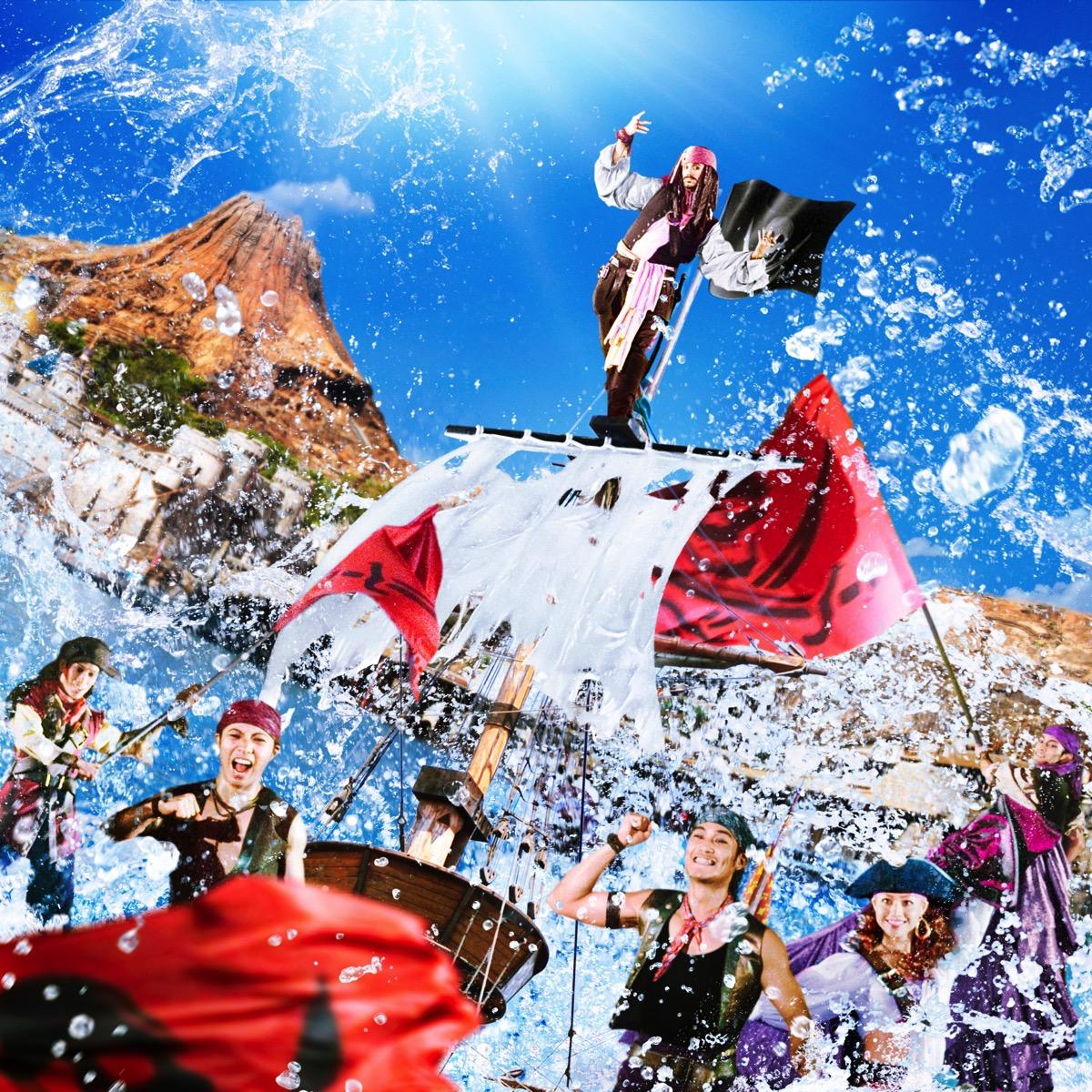 "Pirates Summer Battle ""Get Wet!"""
