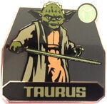 Star Wars - Zodiac Mystery Collection - Taurus Yoda ONLY