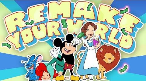 """""""Remake Your World"""" - A Musical Animation"""