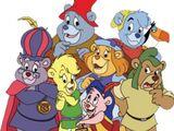 Приключения мишек Гамми