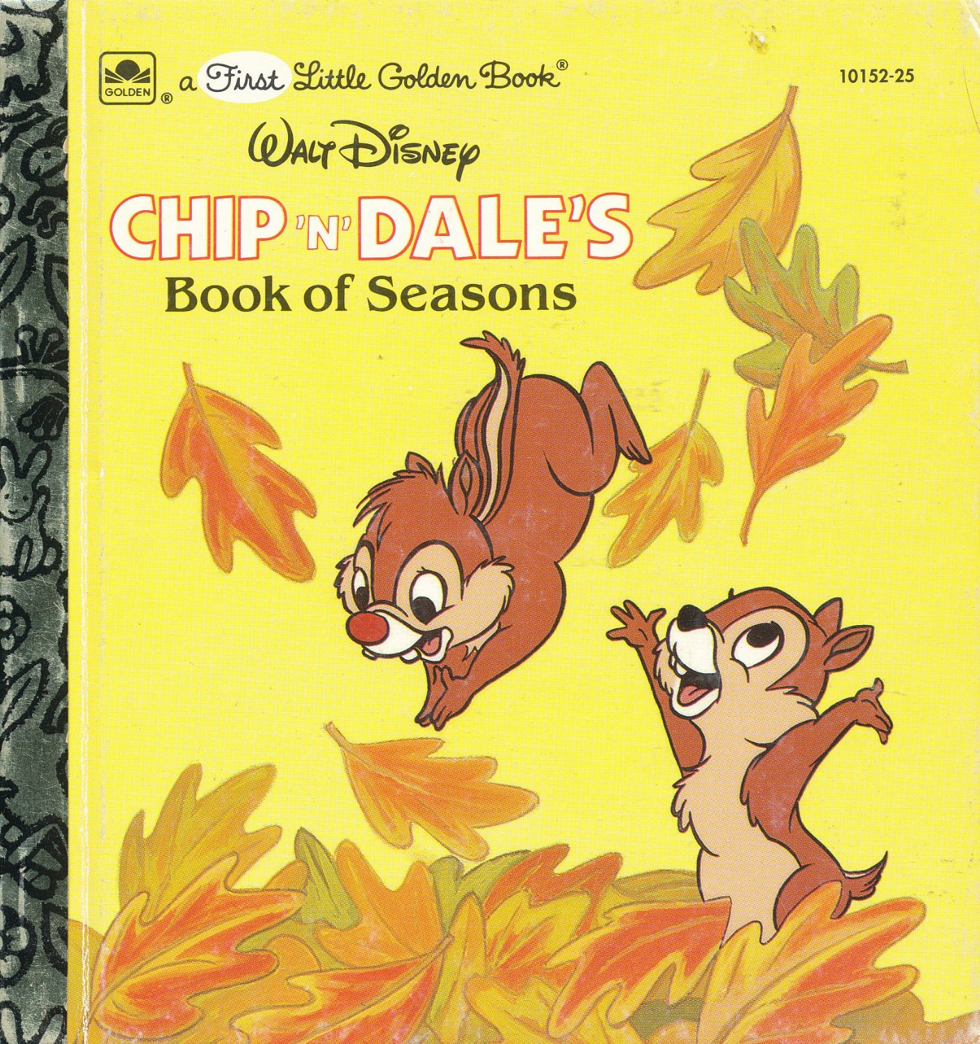 Chip and Dale's Book of Seasons